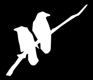 Odin's Ravens: Huginn (Thought) and Muninn (Memory)