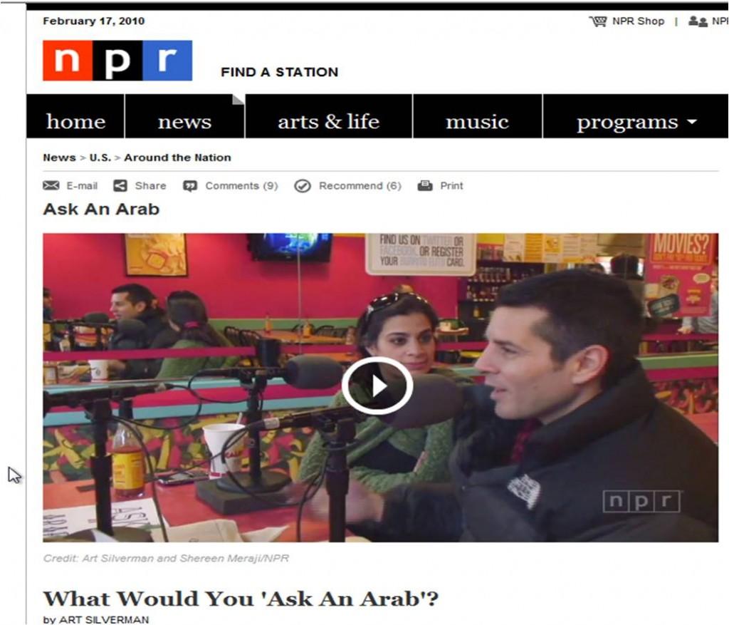 Ask an Arab