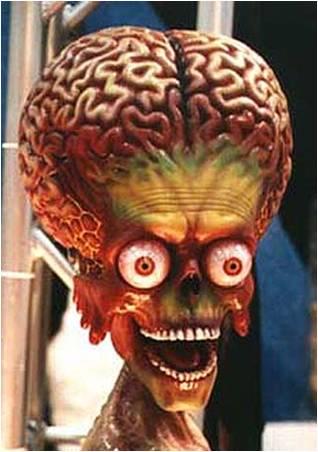 Tim Burton Mars Attacks!