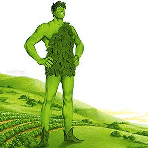 Jolly Green Giant tm