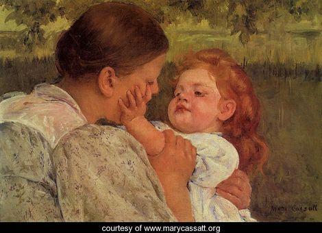 Maternal-Caress