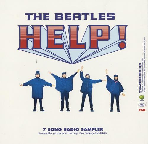 Beatles HELP album