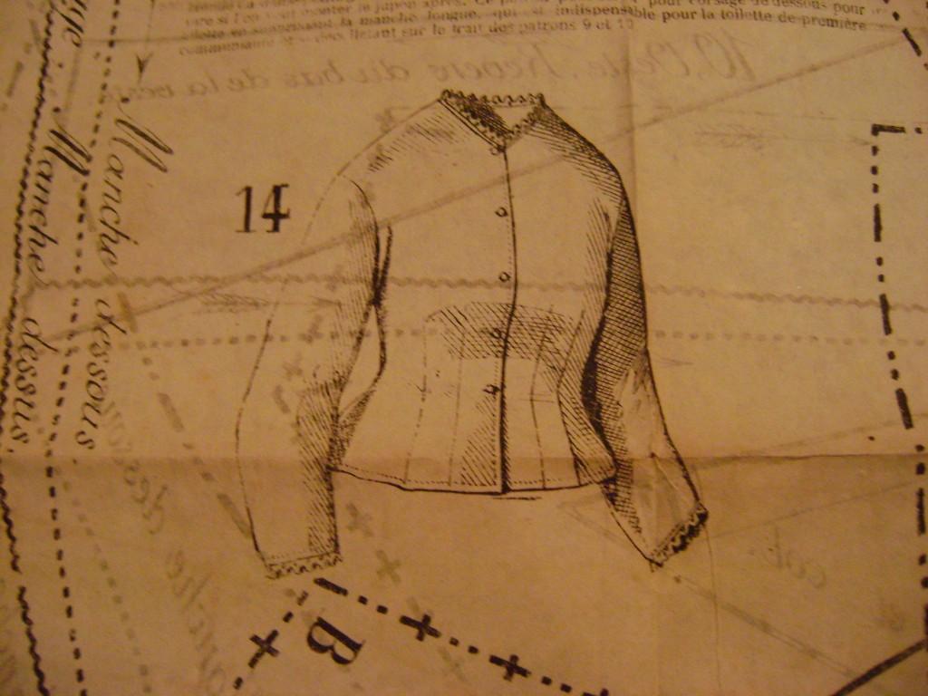 vintage sewing victorian